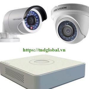 Camera an ninh hikvision