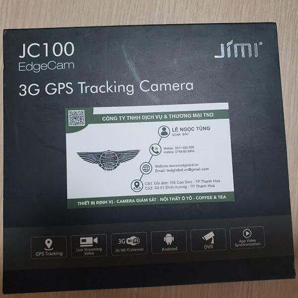 Camera Hành Trình Jimi JC100 EdgeCam