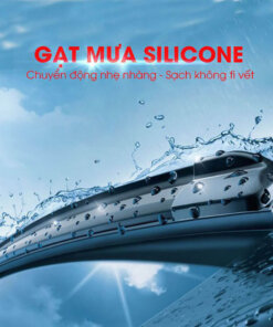 Gạt mưa Silicone